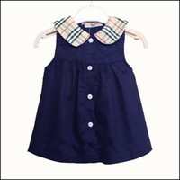 Kids Cheap Designer Clothes Cheap New girls s plaid