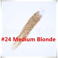 micro loop hair extensions - Curly Micro Loops Hair Extension Human Micro Ring Natural Hair Micro Loops Ring Hair g s