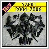 Wholesale Matte Black YZFR1 ABS Plastic Fairing For yamaha YZF R1 YZFR YZF R1 Fairing W5