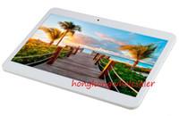 Cheap Tablet PC PCS - 10 inch WCDMA 3G Phone Call 1G+8G Dual Core MTK6572 1.2Ghz Android 4.2 phone call GPS Bluetooth Wifi Dual Camera w  SIM Card