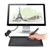 Wholesale Good Quality New Arrival HUION USB x inch Portable USB Smart Stylus Digital Tablet Drawing Board