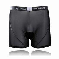 Wholesale Roupa Feminina Cube Tld New Sports Style Cycling Underwear Gel d Padded Mtb Bike Bicycle Shorts Clothing Bermuda Ciclismo S xl