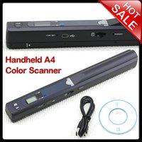 Wholesale Portable Scanner TSN415 Handheld Scanners Handyscan DPI