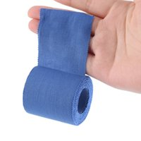 Wholesale 5cm m Therapeutic Protective Tape Sports Physio Muscles Care Wrap Bandage Brand New Blue