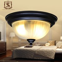 Wholesale modern iron ceiling lights of european style factory hot sale led iron ceiling lamp for bedroom X
