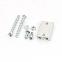 Wholesale TT Motor Mount Holder Bracket Fasteners for RC Model Car TT Motor BracketInstall Screws