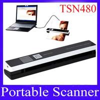 Wholesale portable scanner auto feeding scanners skypix TSN480 moq