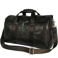 designer logo luggage tag double handles removable shoulder strap