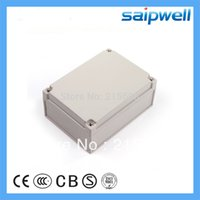 ag electronics - High quality switch box waterproof box plastic ABS IP66 junction electronic box mm DS AG