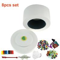 Molds art in glass - Economic Microwave Kiln Kit Mini Microwave Kiln items in Set