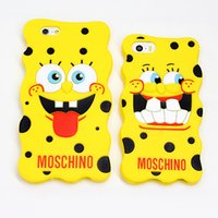 apple bottom sale - Hot sale D Cartoon Soft Silicon Case Back Cover Skin Bikini Bottom Boat Phone Bags For Iphone S S inch