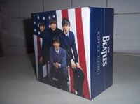 Wholesale fast Shipping Brand new factory sealed music Box Set c Beatles The U S Albums