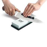 Wholesale Knife Sharpening Stone Grit Sharpener Corundum Whetstone TAIDEA T0854W
