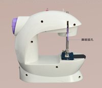Wholesale Hot Selling New Arrival Mini Handy Sartorius Sewing Machine Singer Stitch Sew Quick Hand Held Sewing