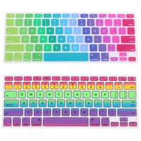 Wholesale 2015 retail Silicone Keyboard Protector Skin Cover For Macbook Pro Air Mac Retina Keyboard Covers quot