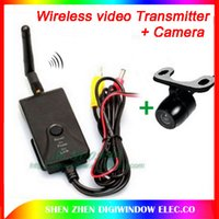 Wholesale Wifi Wireless Video Transmitter Car Camera for you car Rear View
