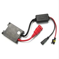Wholesale AC W HID Xenon Ballast High Quality HID Xenon Slim Ballast Waterproof Shockproof and Overloaded Protection
