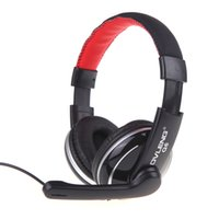 Wholesale OVLENG OV Q6 USB Stereo Headphone Headset Microphone Mic for Laptop PC Computer V608