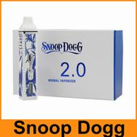 g pen - Snoop Dogg Dry Herb Kit Ecig mah Titan Herbal Vaporizer Pen Temp Control Tobacco Weed Smoking G Pro V2 Starter Kit