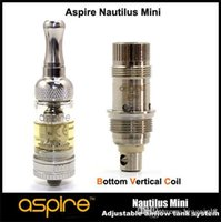 Cheap 100% Original Aspire BVC Coils for Aspire Nautilus Atomizer Mini Asipre wholesale DHL free shipping