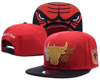 sports team hats - New Caps Baseketball Snapback Caps Red Hats Sports Team Cap Mix Match Order All Caps in stock Top Quality Hat
