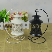 Wholesale ST69 Candle Holders Aladdin s lamp creative tower boutique home supply birthday Valentine s Day festival gift jelly candles