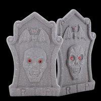 bar decoration manufacturers - Halloween Horror scene props bar supplies manufacturers a variety of random g skeleton tombstone Halloween Decoration