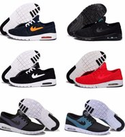 air laces - New modle Air fashion SB Stefan Janoski Max Men women running shoes athletic walking shoes Sneakers shoes