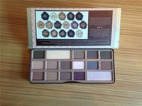 Wholesale Popular Brand make up Eye Shadow Color Chocolate bar eyeshadow makeup Palette