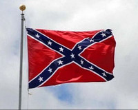 Wholesale Confederate Battle Flags Two Sides Printed Consfederate Flag Confederate Rebel Civil War Flag National Polyester Flags DDA3000