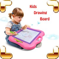 Wholesale New Arrival Gift Baby Magnet Drawing Board Large Paint Learning Draw Toys Kids Education DIY Tools Children Writing Game