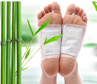 Wholesale Adhesives Detox Foot Patch Bamboo vinegar Pads Patches With Adhesive Improve Sleep Beauty Slimming Patch New Hot Sale Slimming Related store
