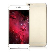 Wholesale 4 Inch Goodphone i6 i6s G MTK6572 Dual Core G MB GB IPS MP Android GPS Wifi Smart Mobile Phone