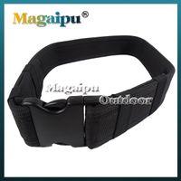 Wholesale leather belt Blackhawk Tactical Belt CQB Rappelling Belt Outside Strengthening Canvas Waistband western buckle belts