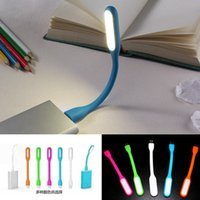 Wholesale For Protection Reading Lamps LED Protable Lamp Table USB Lights For Laptop DHL