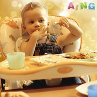 Wholesale aing love the sound official store C002S multifunction folding portable baby chair Baby High Chairs Boosters table