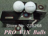 Two Piece Ball 80 - 90 White New Hot Top Quality New Golf Balls PRO TT V1X 12pcs box Golf Balls Clubs