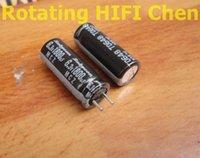 audio grade capacitors - Real Rubycon Capacitors v1800uf x20mm mcz hifi Diy Fever For Audio Grade Aluminum Electrolytic Capacitor