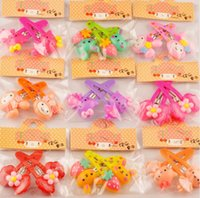 baby jewelry box - Hair Clips Hot Selling DIY mini Children s Hair Accessories Baby Girls Sweet hair clips hairpin clip jewelry bobby Barrette HD3304 with box