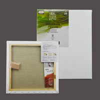 acrylic painting board - New hot Winsor amp Newton Artist coarse grain linen Drawing painting canvas frame CM acrylic painting board Art Supplies