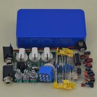 Wholesale DIY Delay pedal Guitar Effect Pedals Electric Effects Suite Delay pedals Effect BL
