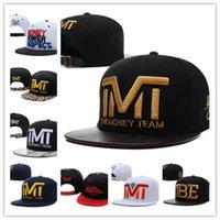 Cheap Wholesale-2015 snapback caps The Money Team snapback casquette men bone snapback hats