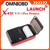 al por mayor impresora x431-El lanzamiento original X431 V / V + / X431 X431 Pro Mini impresora con WiFi Función de envío de DHL
