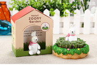 Wholesale Pieces Mini Desktop Plant DIY Animals Plant Pot