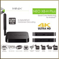 Cheap Quad Core smart TV Best MINIX NEO X8H plus