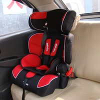 baby convert - 2015 Hotttest Baby Chinldren Infant Car Safety Seat Black Red Color For Months To Years Old Converts To A Booster Seat ECE R44