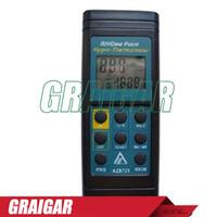az displays - AZ8721 Temperature And Humidity Meter AZ With Sound Alarm Digital Display Temperature And Humidity Meter AZ8721 Handheld Hygrometer
