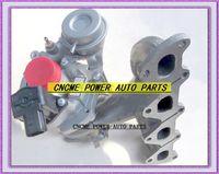 actuator electrical - TURBO K03 Turbocharger For VW GOLF Polo Tiguan Touran BLG BMY L TSI electrical actuator