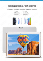 Cheap 10 Inch IPS Screen 2560 * Eight 1600 core 4GB Running 64GB Hard Drive of the Retina Screen Bluetooth Unlimited WiFi Lnternet GPS Navigation