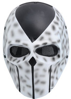 Wholesale Wire Mesh FRP Army Of Two Tactical Mask BB Bulletproof Airsoft Paintball Field CS Game Mask Movie Prop Hallow Party Cosplay Mask